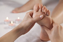 massage des pieds / dunkerque