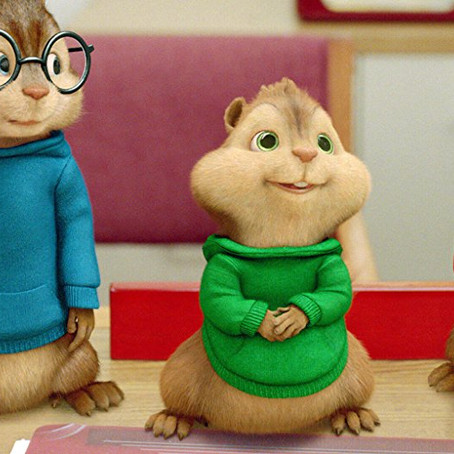 Alvin and The Chipmunks.  Like an Old Coat?
