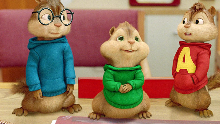Alvin And The Chipmunks Like An Old Coat