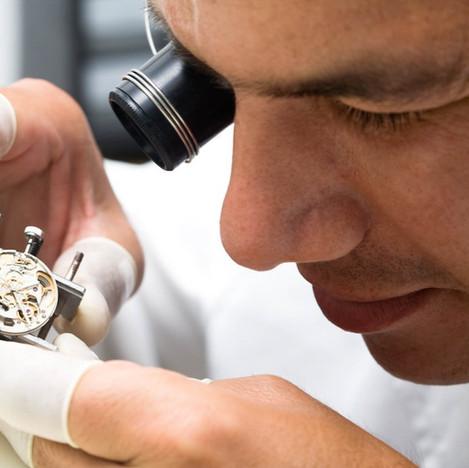 Fine Swiss Watch Repair
