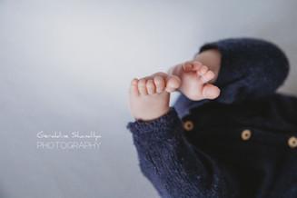 Baby photoshoot in Rouen Normandy