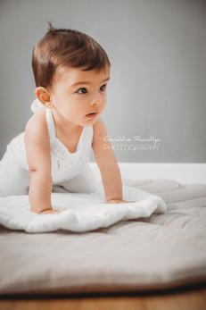 Séance photos bébé à Rouen