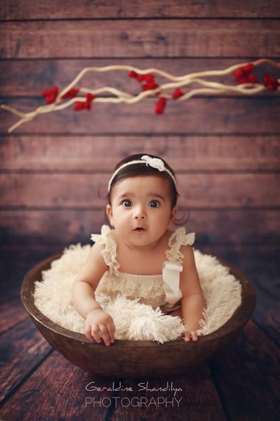 Baby photography Delhi India