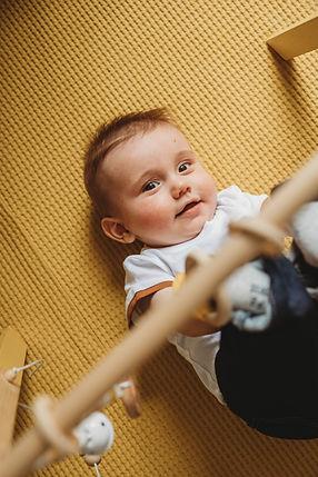 Baby photoshoot in Rouen