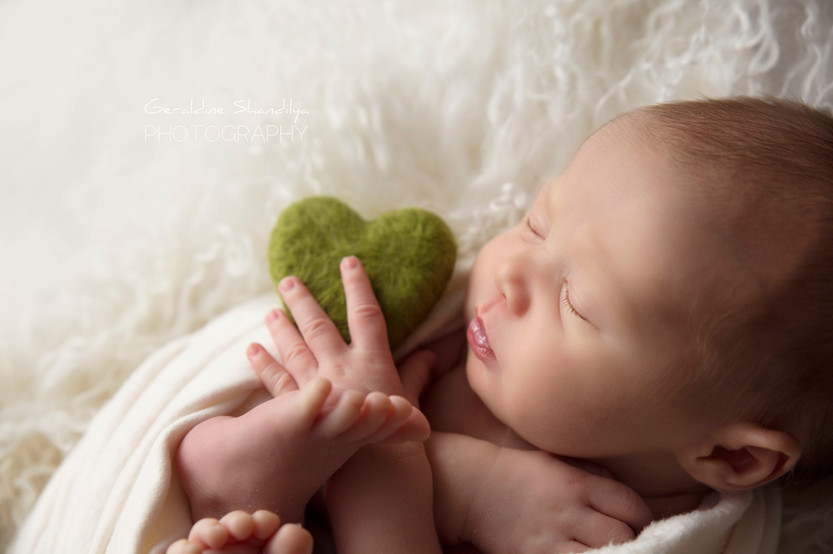 Photographe bebe rouen normandie