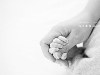 Séance photo nouveau né avec Samuel - Newborn baby photoshoot