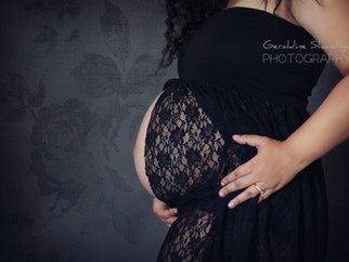Evelyne and Sheldon maternity photoshoot