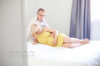 Seance photo de grossesse avec Amandine et Aurelien