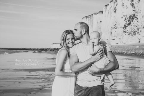Photographe bébé à Rouen Normandie