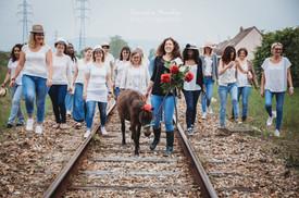 Photos enterrement de vie de jeune fille Rouen