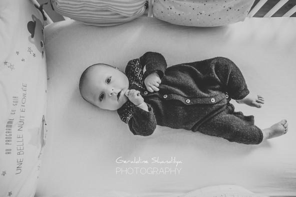Photographe bebe rouen