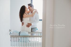 Photographie de maternité grossesse Rouen Normandie