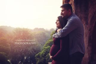 Maternity photography - Andeep & Sukhvir