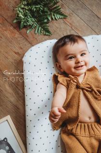 Séance photo bébé à Rouen
