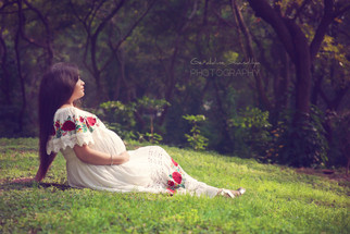 Maternity photo gallery of Kirandeep & Inder - Galerie photos de grossesse