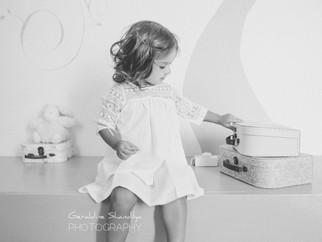 Séance photo enfant à domicile - Photographie spontanée