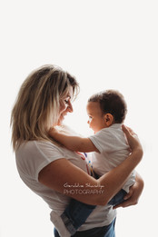 Toddler baby photography in Rouen normandie France