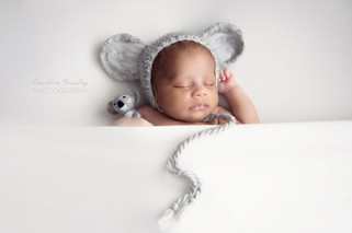 Newborn photoshoot in Rouen