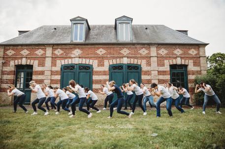Seance photo EVJF Rouen