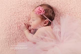 Amyra - Newborn baby photoshoot