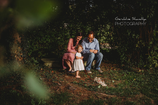 Séance photo enfant famille à Rouen Normandie