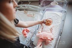 Séance photos à la maternité de Rouen