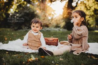 Séance photo bébé en exterieur à Rouen