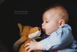 Baby photographer in Rouen Normandy