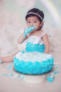 Cake smash baby photoshoot Delhi