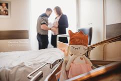 Photographe à la maternité de rouen