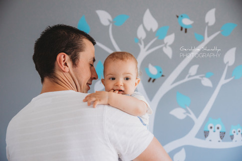 Toddler baby photographer in Rouen normandie France