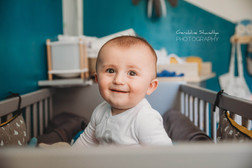 Photographie de bébé à domicile