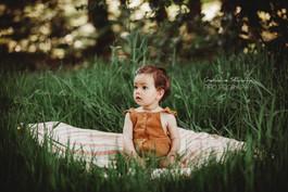 Photoshoot bébé en Normandie