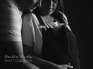 Photographie de grossesse avec Mansi et Himanshu