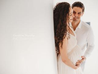 Photoshoot grossesse avec Caroline et Guillaume