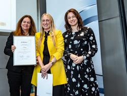 Silber-Award für das Redaktionsteam