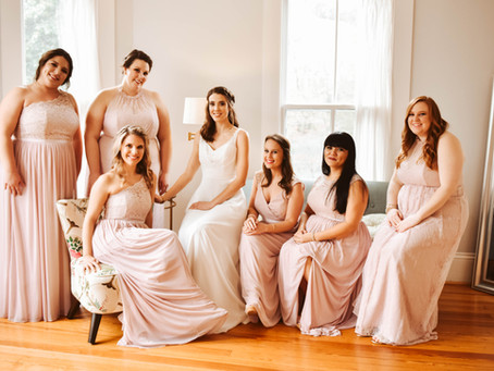 Should I pay for my bridesmaids to get glammed?