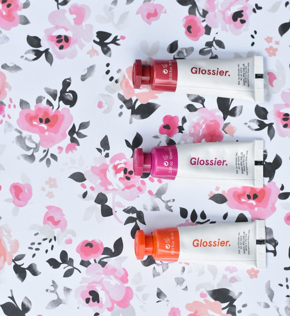 Glossier Cloud Paint gel cream blush color