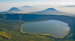 Crater Lake Ngorongoro Crater