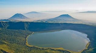 Crater Lake Ngorongoro Crater