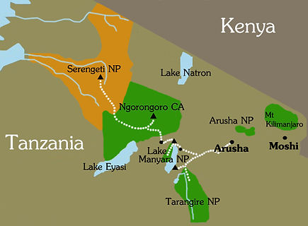 Northern Tanzania Safari Circuit Map.jpg