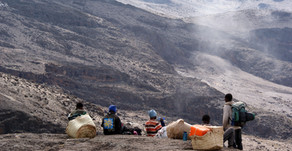 The Porters of Mt. Kilimanjaro