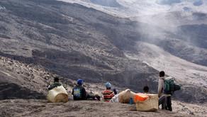 The Porters of Mt. Kilimanjaro