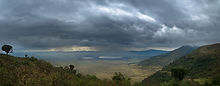Ngorongoro Crater, Local Moshi Adventures, Safari, Tanzania, largest intact caldera, world heritage site