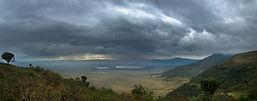 Ngorongoro Crater, Local Moshi Adventures, Safari, Tanzania, largest intact caldera, world heritage site