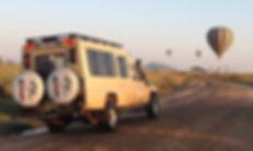Local Moshi Adventures Balloon Safari