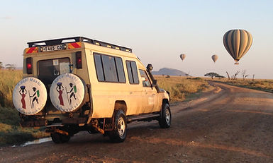 Local Moshi Adventures Balloon Safari