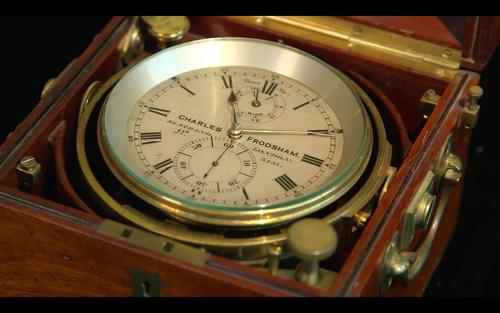Chronometer Close-Up