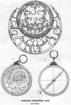 Islamic Astrolabe