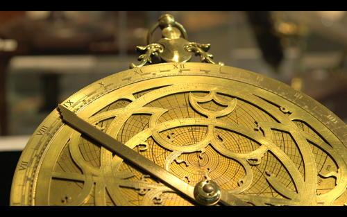 Astrolabe Close-Up